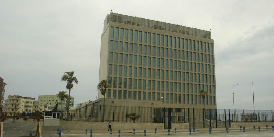 Опубликована запись акустической атаки на американское посольство в Гаване