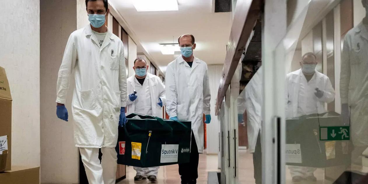 Еврокомиссия назвала условие, при котором Венгрии разрешат купить российскую вакцину