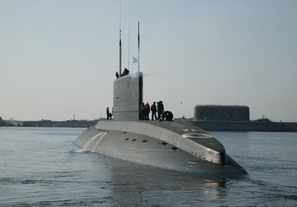 Вторая подлодка «черная дыра» вошла в состав ВМФ РФ