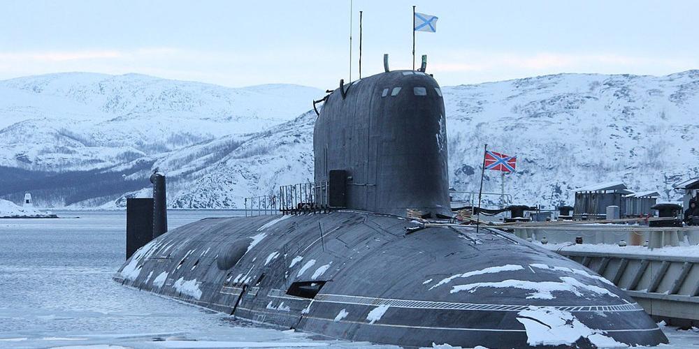 ВМФ России до конца года получит три атомные подлодки