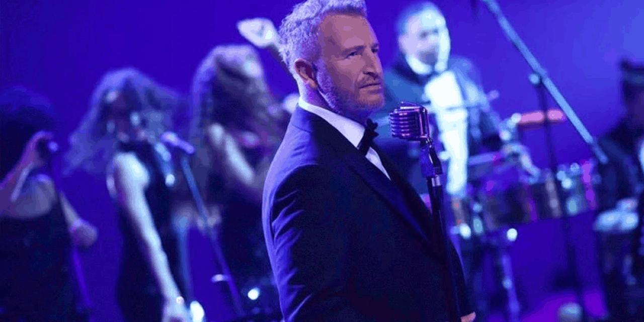 Новый альбом Агутина номинирован на Грэмми сразу в пяти номинациях
