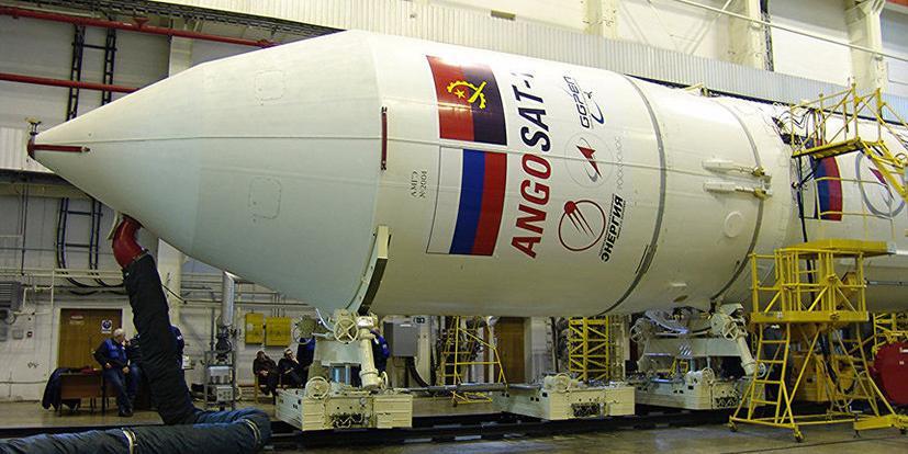 """РКК """"Энергия"""" предупредила об угрозе санкций для выпуска космических аппаратов"""