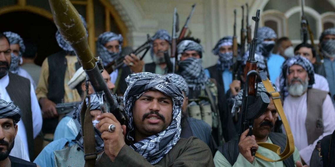 В США узнали о готовности Китая признать Талибан в случае взятия Кабула
