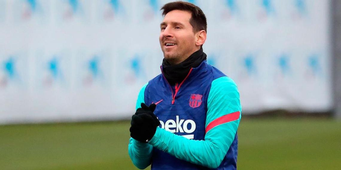 """ПСЖ предложил Месси более выгодный контракт, чем """"Барселона"""""""