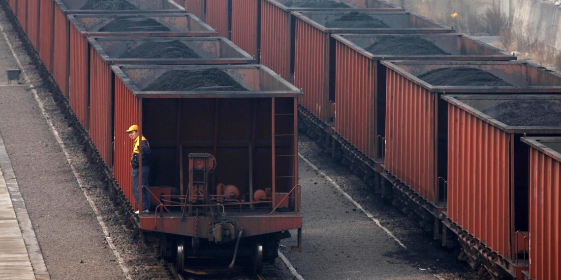 Китай начал отказываться от некачественного российского угля