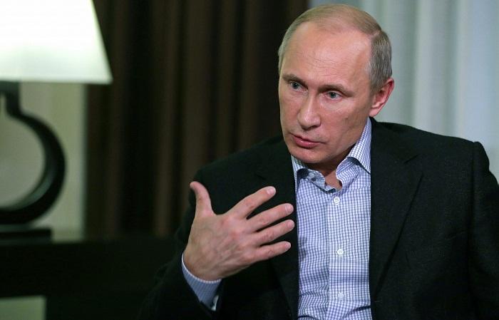 Большое интервью Владимира Путина: о политике, друзьях, санкциях и силе русского народа