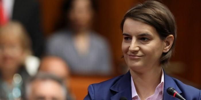 Захарова рассказала об оправданиях сербского премьера после интервью Bloomberg