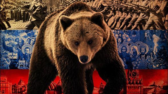 Скомпрометированные США, НАТО и ЕС могут поцеловать русского мишку в задницу!