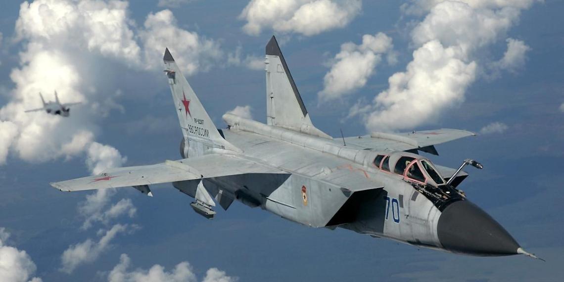В России задержали экс-чиновника, 13 лет назад продавшего истребители МиГ-31 по 153 рубля