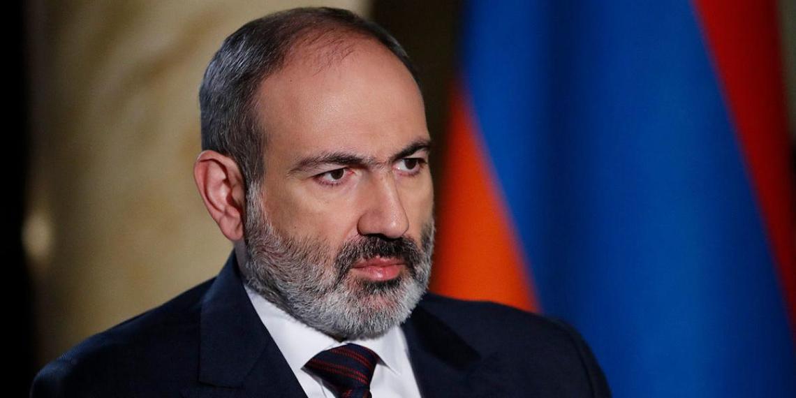Пашинян предложил разместить вдоль границы Армении и Азербайджана российских пограничников