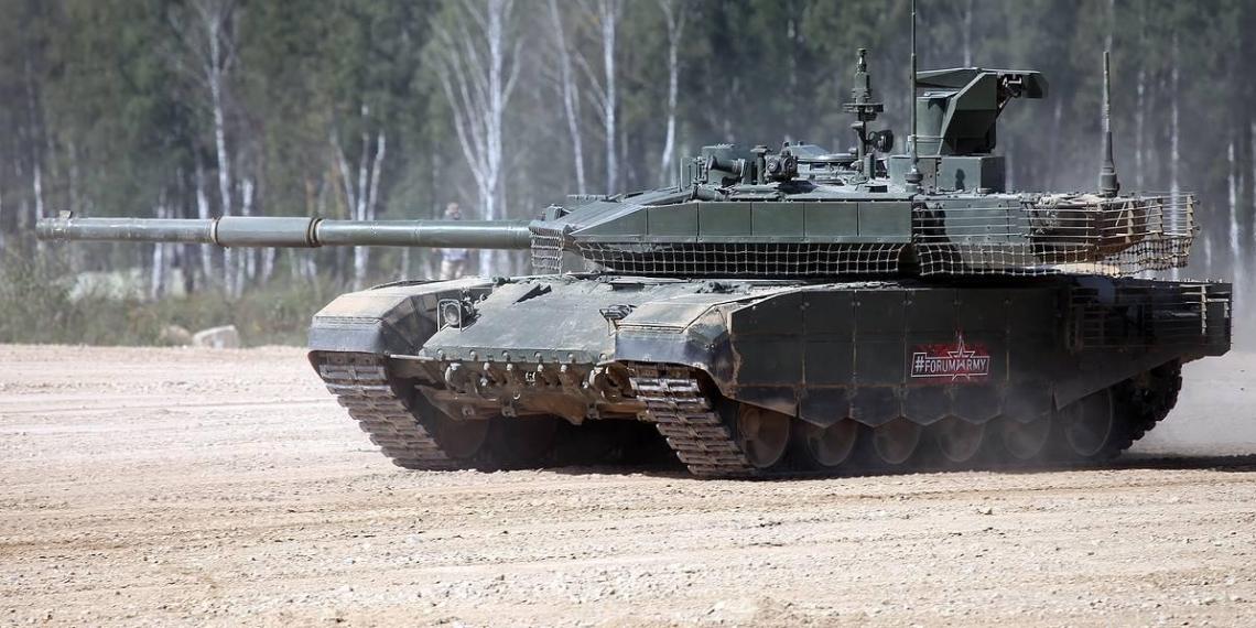Новая модификация Т-90 успешно прошла госиспытания