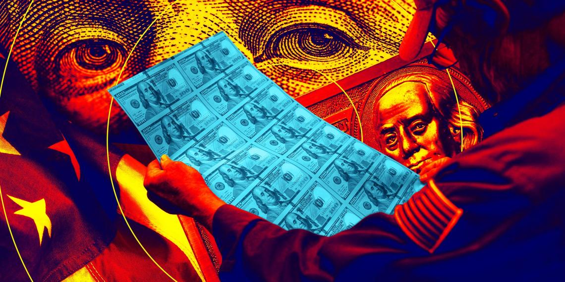 Не можем повторить: почему США печатают много денег, а Россия — нет