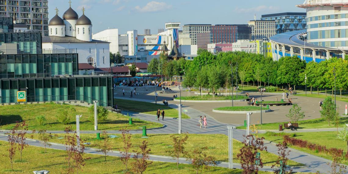 Москва стала четвертой в рейтинге лучших городов мира