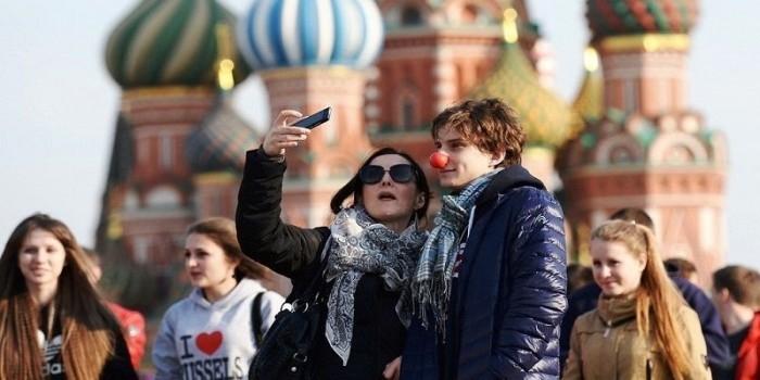 Европейским туристам посоветовали соблюдать осторожность в России
