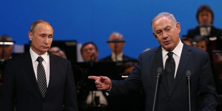 """Нетаньяху посетит Москву и разъяснит Путину суть """"сделки века"""" с Палестиной"""