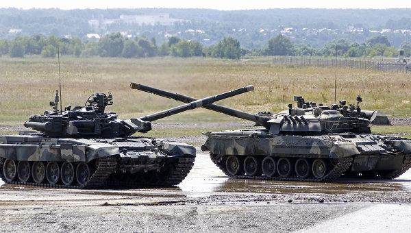 Россия заключила контракты с тремя африканскими странами на экспорт вооружения