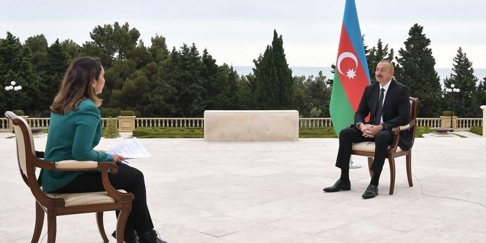 Алиев назвал бессмысленными переговоры с Пашиняном