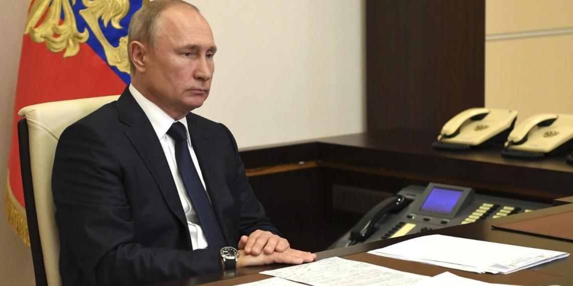 Президент Путин объяснил, зачем нужны поправки о пенсиях и социальной поддержке в Конституции