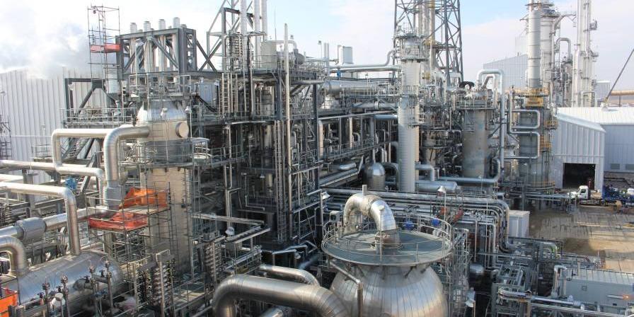 Рекордные цены на газ угрожают восстановлению экономики Европы