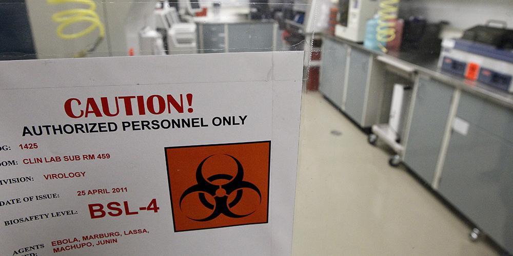 Китай заявил об опасности американских лабораторий на территории экс-СССР