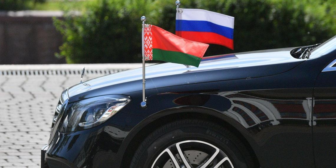 Россия перечислила Белоруссии 37 миллиардов