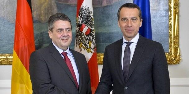 Австрия и Германия выступили против новых антироссийских санкций США