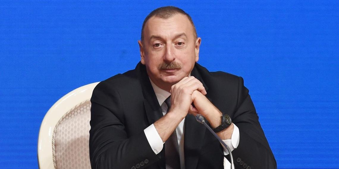 Алиев заявил о подготовке Армении к новой войне