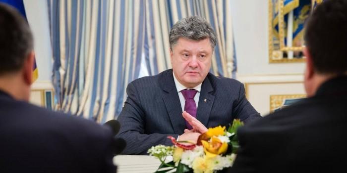 Порошенко готов обсудить ввод миротворцев ООН без участия России