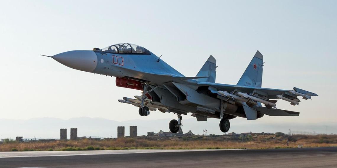 Истребители Су-30СМ ВКС России пройдут глубокую модернизацию