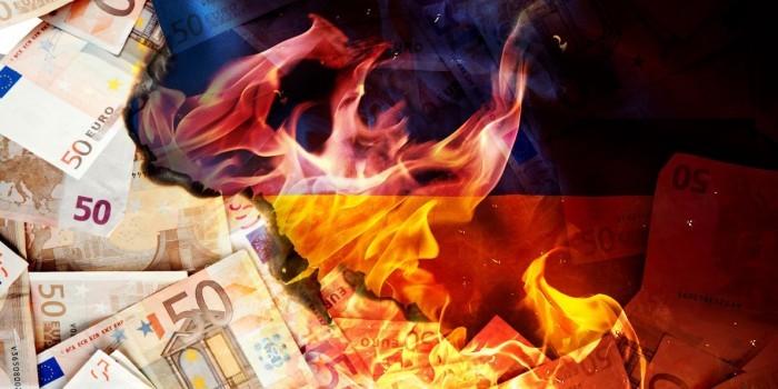 Черная дыра европейского бюджета: зачем Берлин вкладывается в Украину