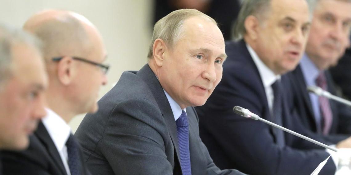 Путин: все мероприятия к 75-летию Победы должны пройти на высоком уровне
