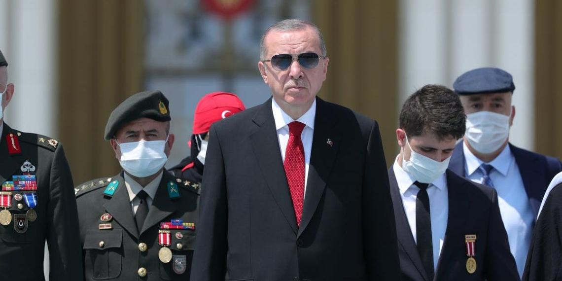 Эрдоган: пришло время покончить с