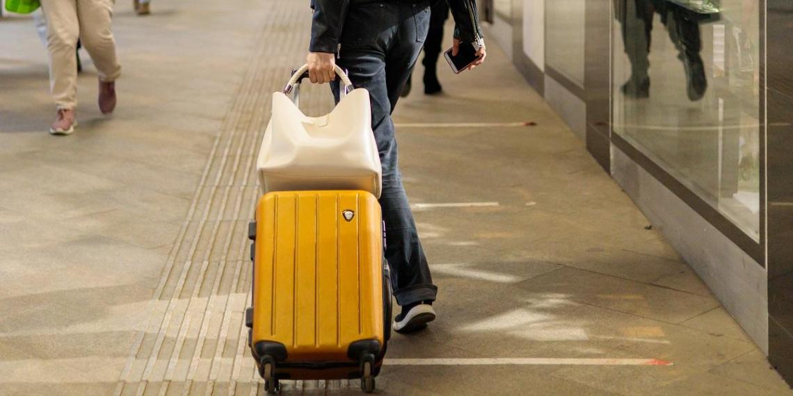 За последние пять лет не выезжали за границу на отдых 79% россиян