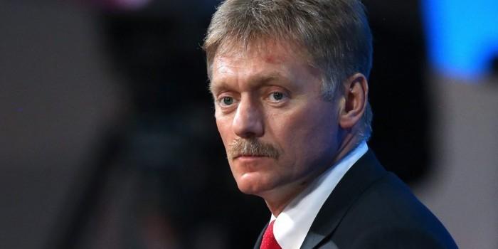 В Кремле напомнили Киеву о принципе взаимности