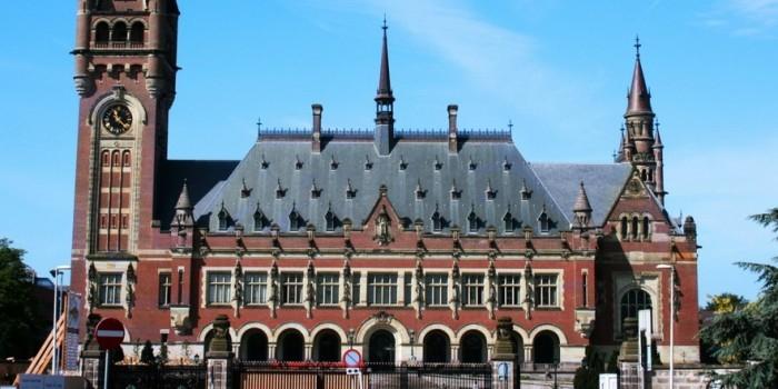 МИД Украины анонсировал решение суда ООН в Гааге о предупредительных мерах для России