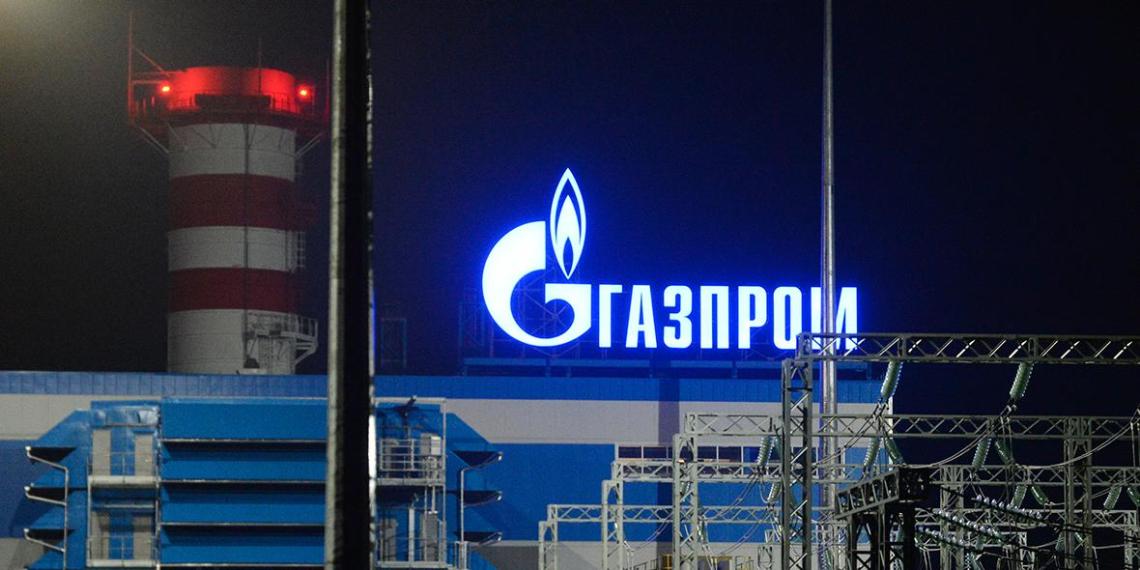 """Доходы """"Газпрома"""" обрушились в девять раз"""