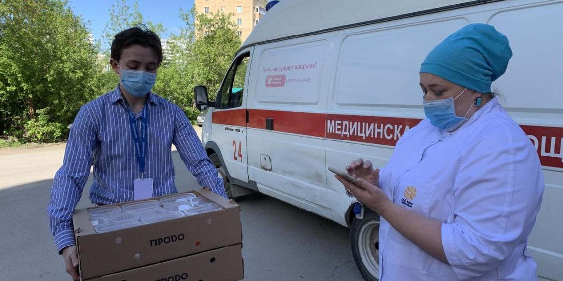 """""""Молодежка ОНФ"""" оказывает помощь врачам и медицинскому персоналу в регионах"""