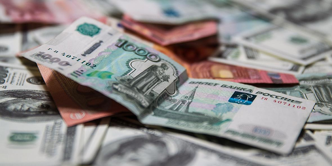 Отток капитала из России с начала года составил $34,9 млрд