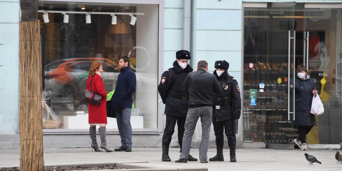 В Москве усилят контроль за соблюдением противоковидных мер в предновогодний период