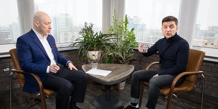 Зеленский рассказал о потере друзей и денег в России
