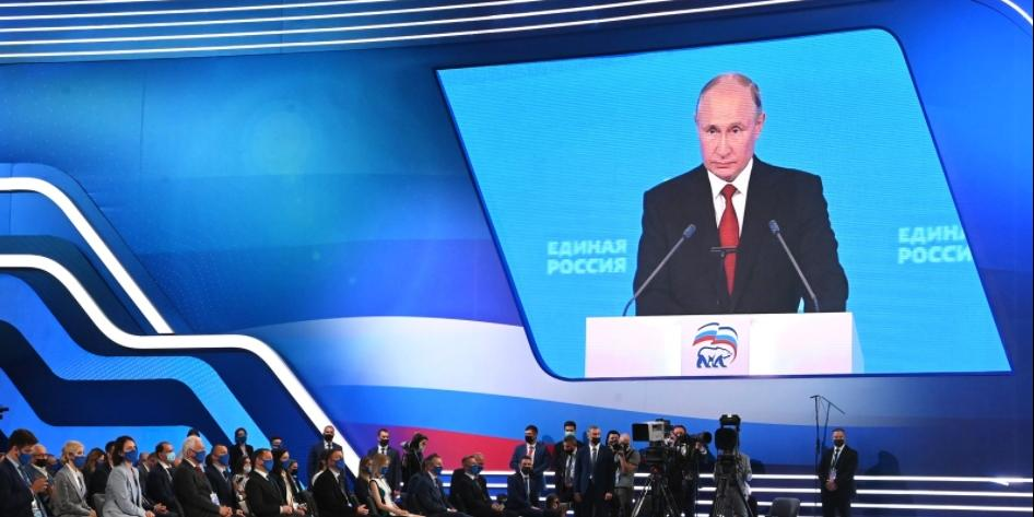 Путин указал на необходимость новых лиц в Госдуме