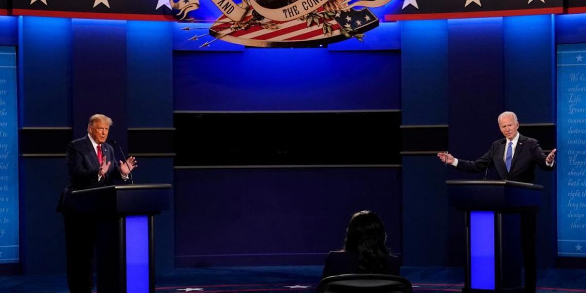 """Трамп заявил о победе над Байденом по """"законным голосам"""""""