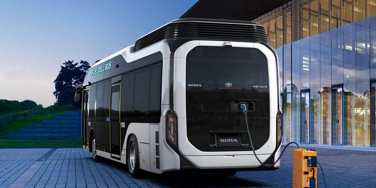Власти Москвы раскрыли планы по внедрению водородного общественного транспорта