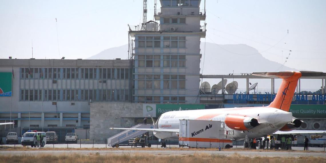 У МИД России появились вопросы в связи с передачей Турции контроля над аэропортом Кабула