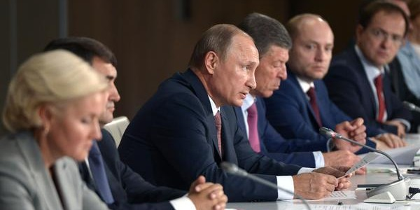 Путин: Есть угроза дестабилизации Крыма извне