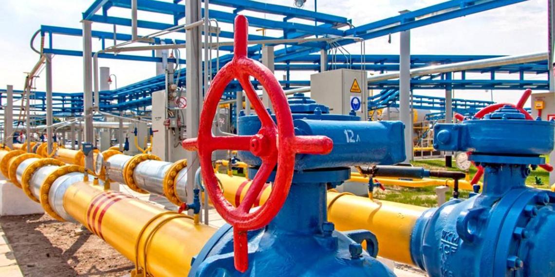 Транзит российского газа через Украину сократился до минимальных объемов времен СССР