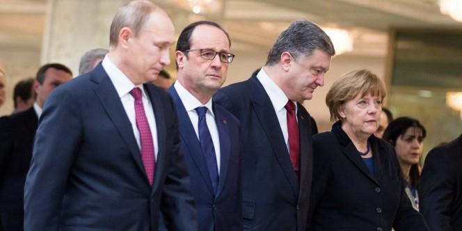 """""""Коммерсант"""" раскрыл подробности 5-часовых закрытых переговоров в Берлине"""