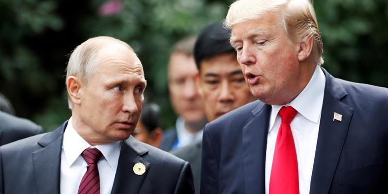 Путин, Трамп и Макрон выпустят совместное заявление по Карабаху