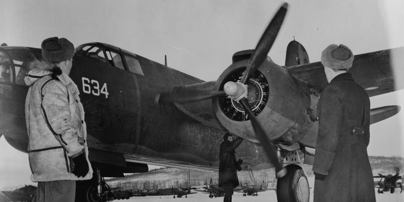 В США передумали устанавливать согласованный памятник советским летчикам
