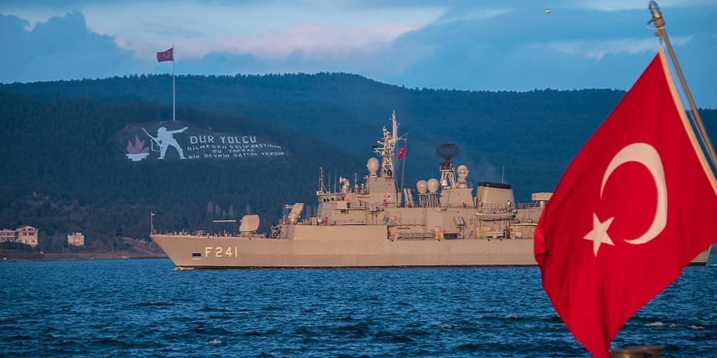 Турция перекрыла военными часть Эгейского моря из-за невыполнения Грецией обязательств